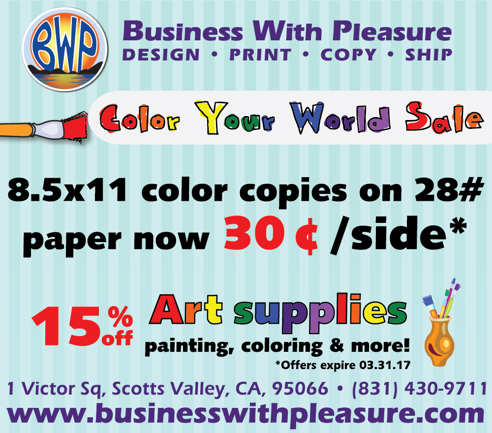 Whats new business with pleasure march special art supplies malvernweather Gallery